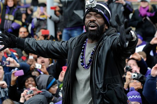 Ed Reed: Joe Flacco Is Talking Repeat