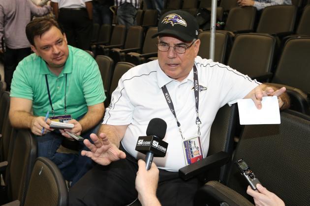 Ravens DC Dean Pees -- a Former MSU Assistant -- Praises Mark Dantonio