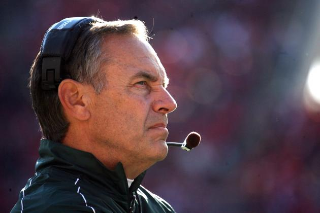 MSU Coach Mark Dantonio Steps Up Spartans' Public Awareness, Joins Twitter