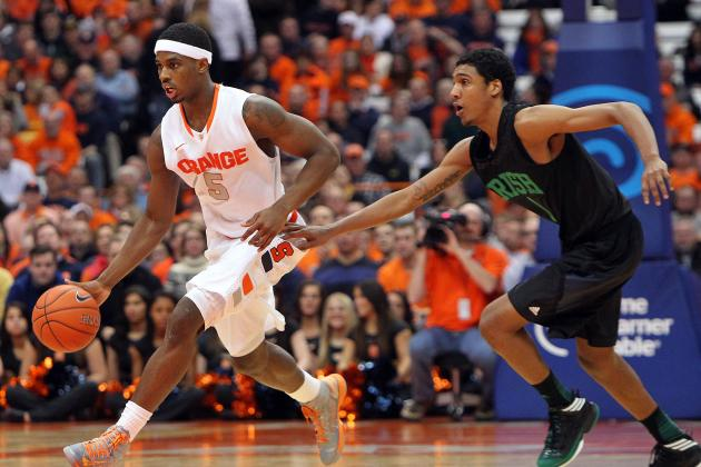Syracuse Clamps Down Defensively on Notre Dame, Ends 2-Game Skid