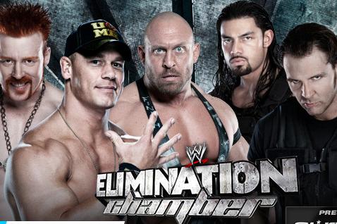 John Cena, Ryback & Sheamus vs. the Shield
