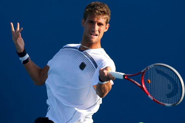 Klizan Advances at Zagreb Indoors