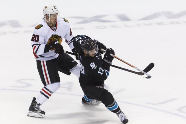 Blackhawks-Sharks Preview