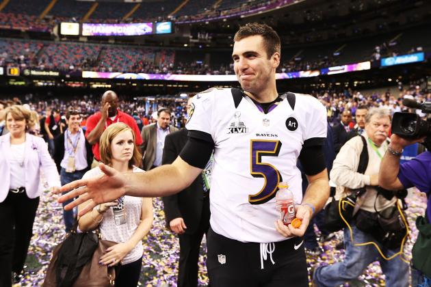 Changes Ahead for Super Bowl Champions Baltimore Ravens
