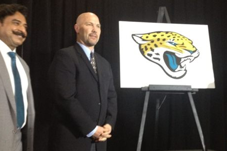 Jags Unveil New Logo