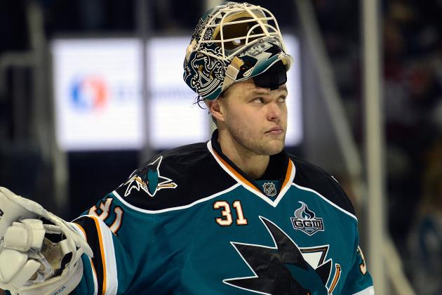 "Sharks' Niemi on Facing Ex-Chicago Mates: ""It's a Special Game"""
