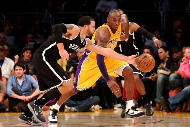 Los Angeles Lakers vs. Brooklyn Nets: Live Score, Results and Game Highlights