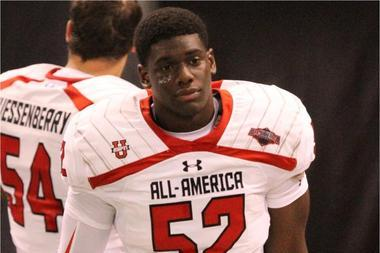 Five-Star Carl Lawson Feels at Home at Auburn; Not Worried About Reuben Foster