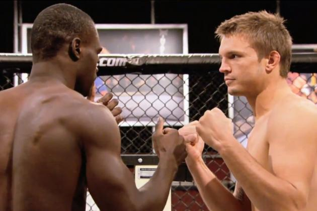 TUF 17 Spoiler: Adam Cella Talks Uriah Hall Fight, Reveals Who Went to Hospital