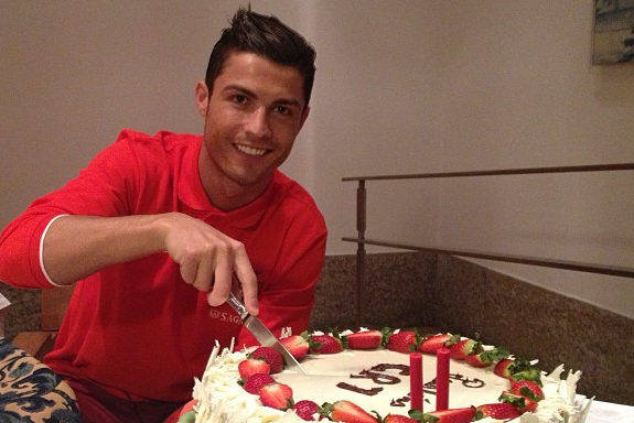 Instagram: Happy Birthday, Cristiano!