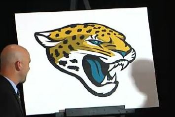 Jacksonville Jaguars Unveil New Team Logo
