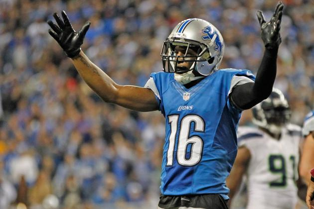 Titus Young Reportedly Claimed by St. Louis Rams