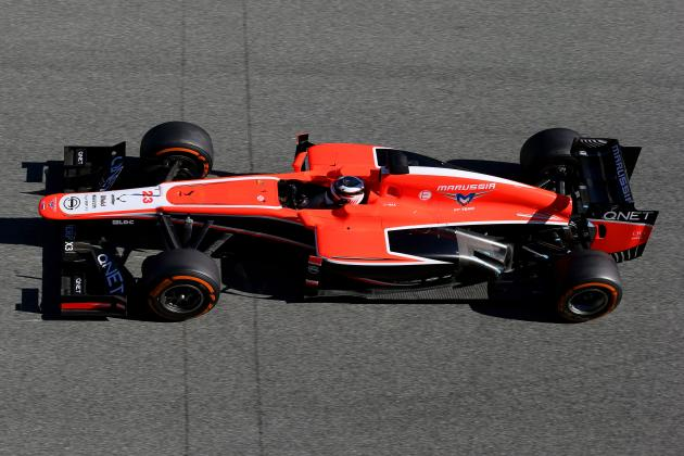 Marussia Optimistic over New Car