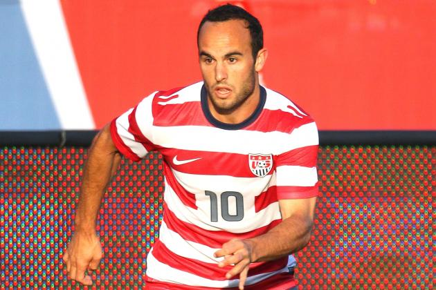USMNT Prepares for World Cup Qualifier at Honduras, Life Without Landon Donovan