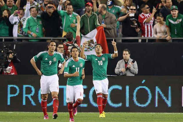 Mexico vs. Jamaica: World Cup Qualifying Live Score, Highlights, Recap