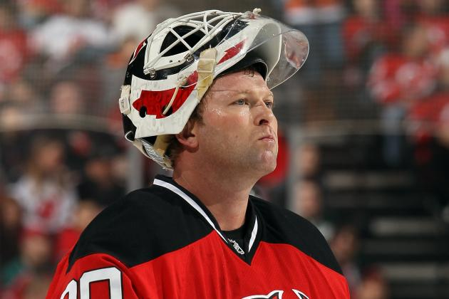 Brodeur Credits Jacques Caron with Having a Hand in His Success