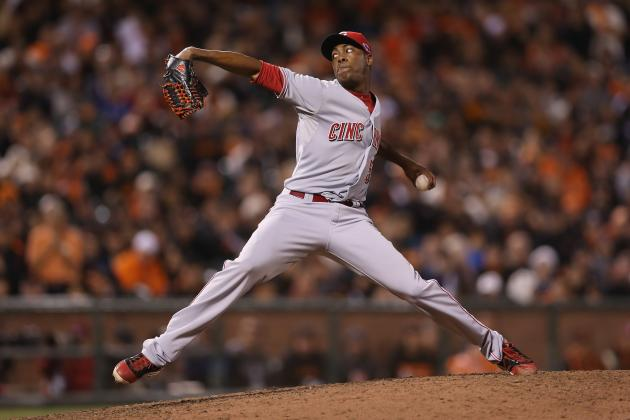 For Reds, Much Hinges on Chapman's Transition