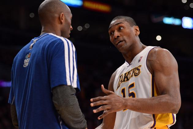 Metta World Peace Punch: Lakers Forward Is Lucky to Receive Only One Game
