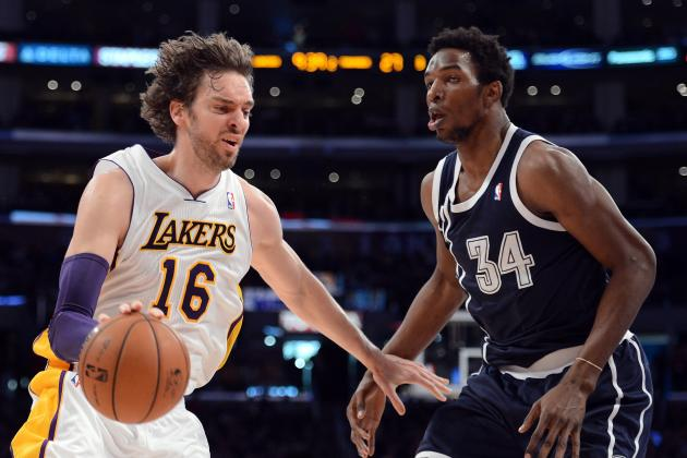 Why Pau Gasol, Mike D'Antoni Won't Be a Long-Term Match