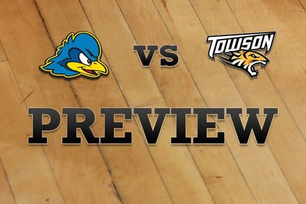 Delaware vs. Towson: Full Game Preview