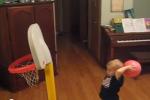 Amazing Baby Trick Shot Video