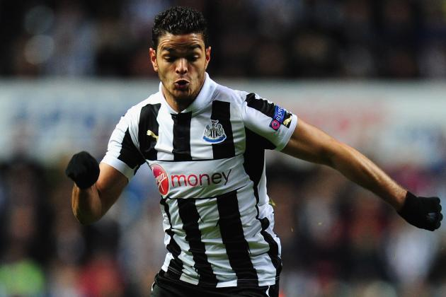 Liverpool Consider Move for Newcastle Forward Hatem Ben Arfa