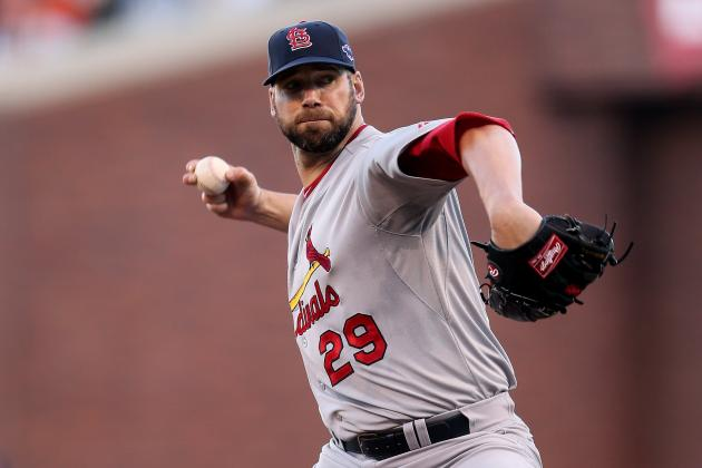 Chris Carpenter Should Consider Retirement Following Latest Injury Setback