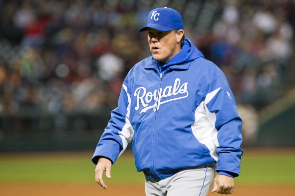 Royals' Yost Says Battle for Second Base Will Be 'Interesting'