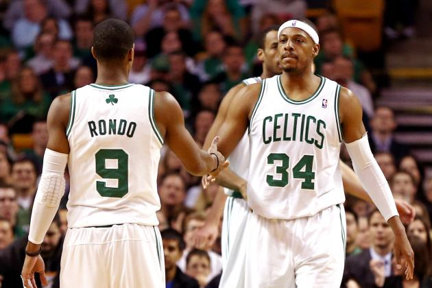 Paul Pierce: Boston Celtics Are Not Better Off without Rajon Rondo