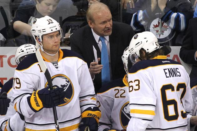 Buffalo Sabres' Problem: The Players or Lindy Ruff?
