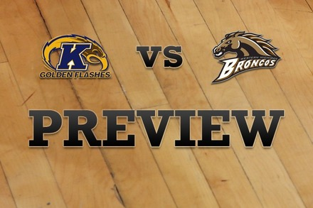 Kent State vs. Western Michigan: Full Game Preview
