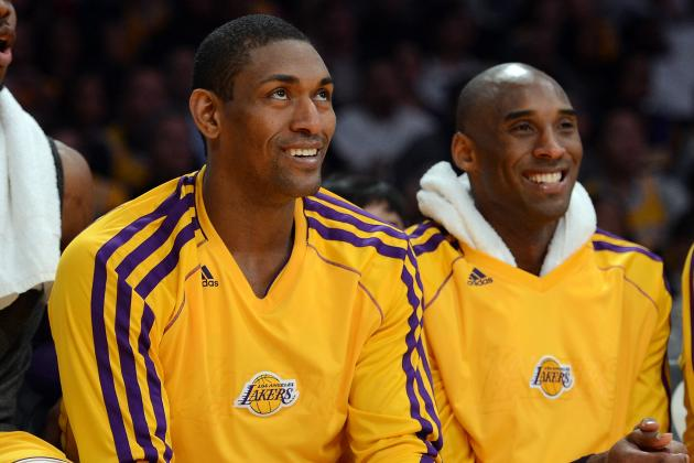 Lakers World Peace, Kobe Make Least-Liked Athletes List