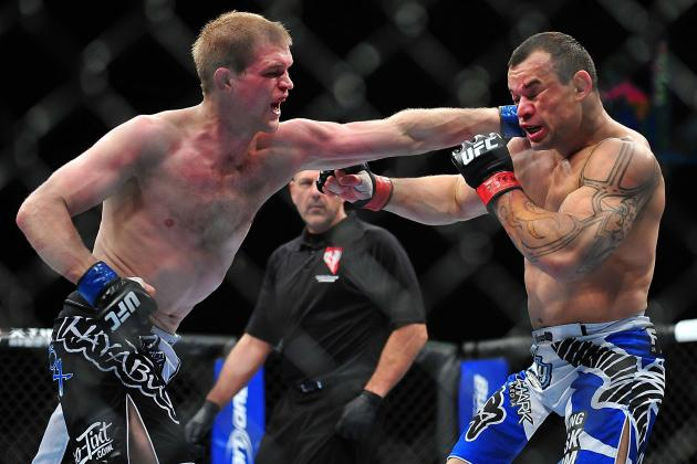 UFC 156 Preliminary Card Sets FX Viewership Record
