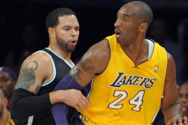 NBA Gamecast: Lakers vs. Nets