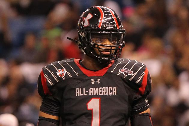 Robert Nkemdiche: Ole Miss Hoping for Grand Finale on National Signing Day