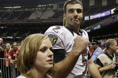Joe Flacco Wife: Joe Cool Has It All with Happy Couple Expecting 2nd Child