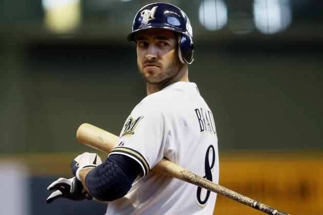 Ryan Braun's Name Listed in Biogenesis' Clinic Records