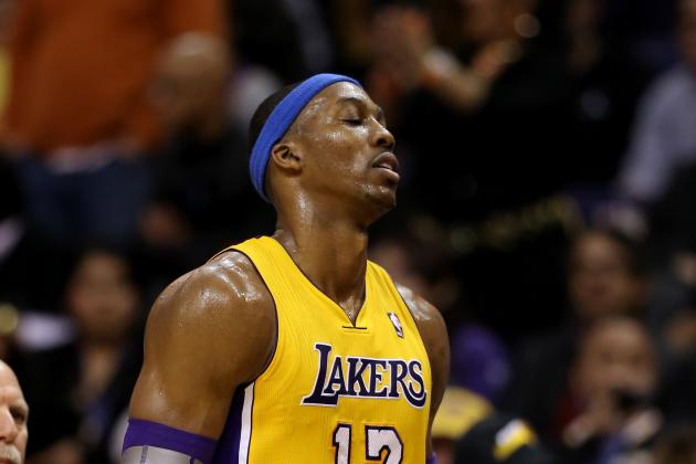Will Dwight Howard Be Next Great Big Man to Have Career Derailed by Injuries?