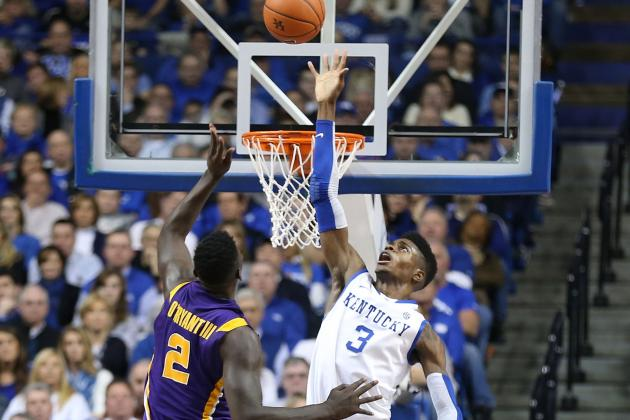 Kentucky Gains Ground with Convincing SEC Win over South Carolina