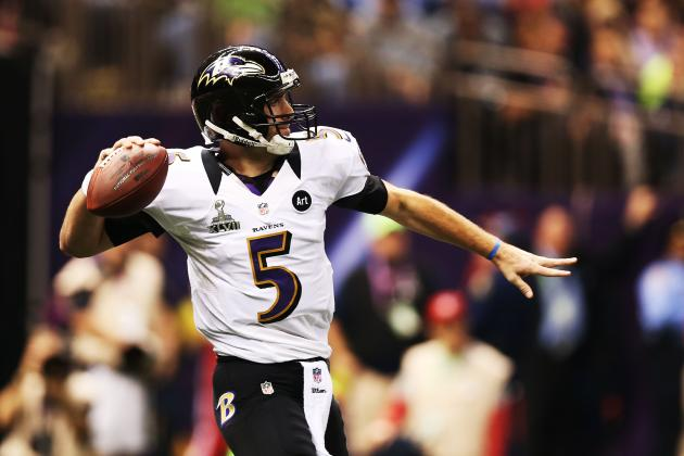Breaking Down the Improvements in Joe Flacco's Game in the Postseason