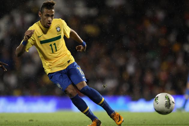 Already Among World's Best, Neymar Has Nothing to Prove