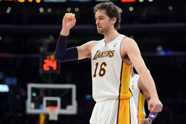 Lakers Trade Rumors: Pau Gasol for Andrea Bargnani Would Be Disaster for LA