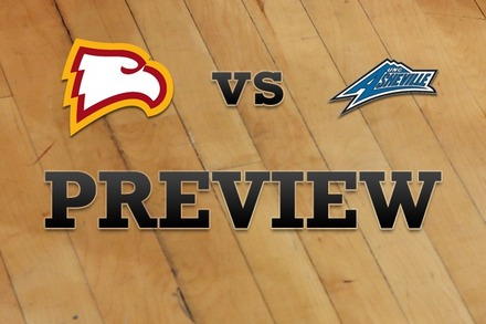 Winthrop vs. UNC Asheville: Full Game Preview