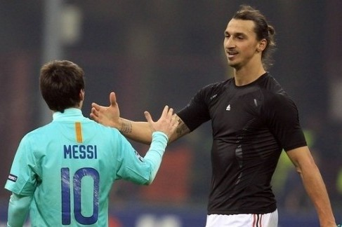 "Ibrahimović: ""Leo Is the Best"""
