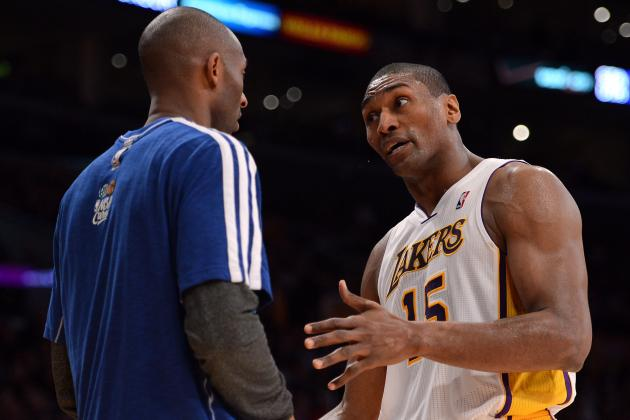 Kobe Bryant, Metta World Peace Join Lance, Te'o, A-Rod As Most Disliked Athletes