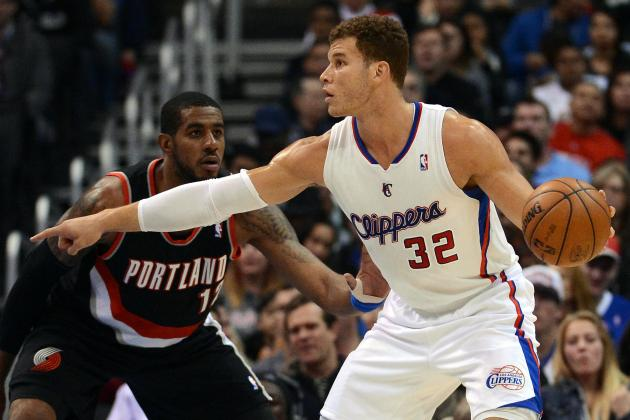 Clippers' Blake Griffin May Not Play Wednesday at Orlando