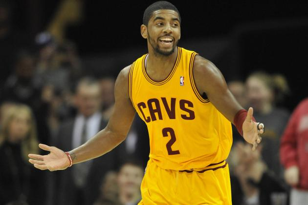 Kyrie Irving Developing Same Killer Instinct Coach Byron Scott Has Seen Before