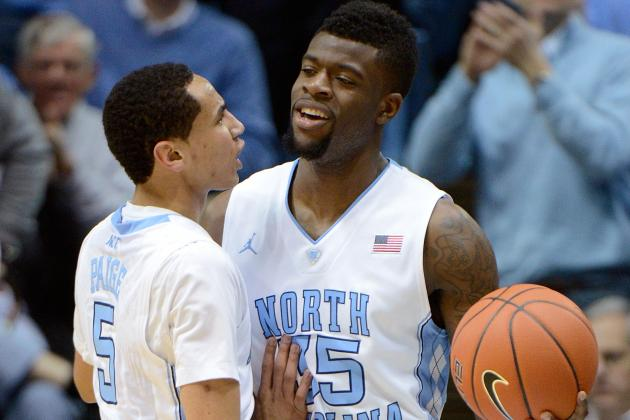 North Carolina 87, Wake Forest 62
