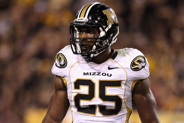 Washington Redskins Potential 2013 NFL Draft Radar: Zaviar Gooden