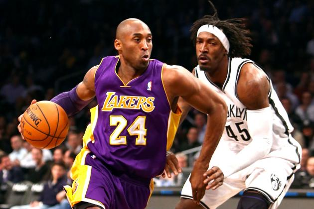 Lakers vs. Nets: Live Analysis, Score Updates and Highlights